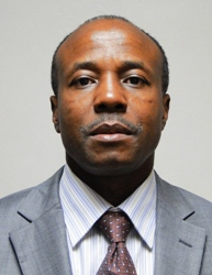 Eng. John O. Ogango Ag Director General